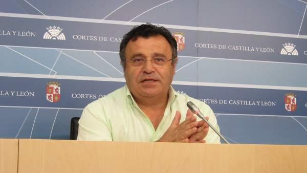 El procurador socialista José Ignacio Martín Benito