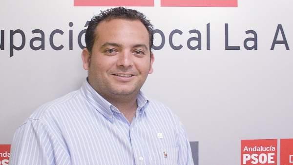 El alcalde de La Algaba.