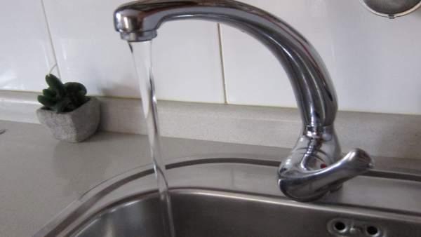 Grifo De Agua  En Un Hogar De Cáceres.