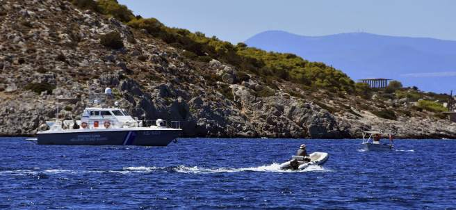 Guardia costera griega