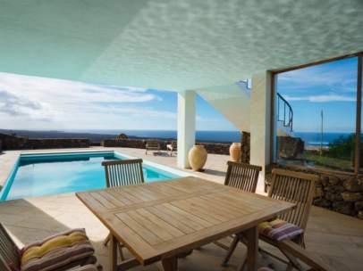 Foto de la nueva casa de Justin Bieber en Lanazarote, según Proto Group
