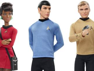 Barbie se cuela en 'Star Trek'