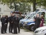 Un detenido en Alemania como sospechoso de planear un atentado yihadista