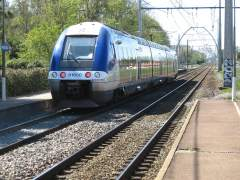 La mitad de los trenes internacionales, afectados por la huelga de Francia