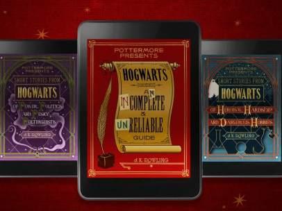 Tres nuevos libros de Harry Potter
