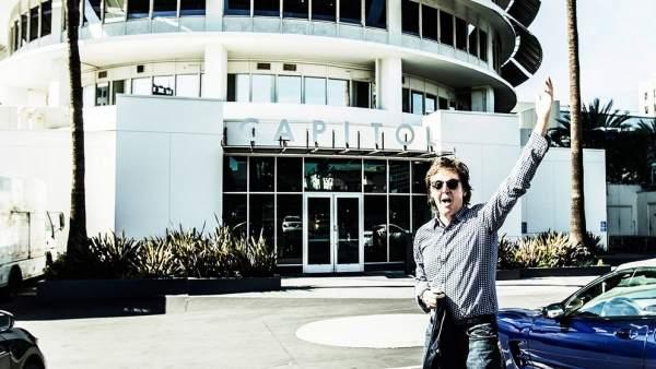 McCartney vuelve a Capitol y anuncia nuevo disco