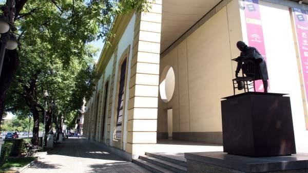 Teatro de la Maestranza.