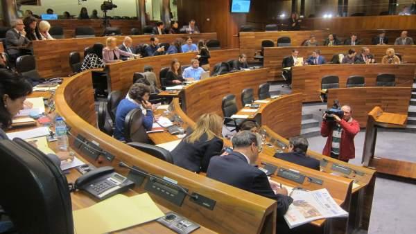 Hemiciclo Junta General del Principado de Asturias