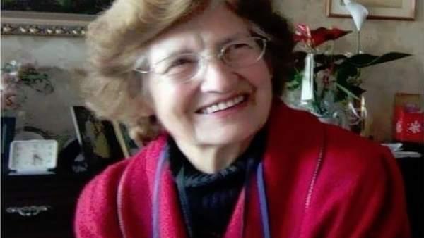 Mujer desaparecida, Maria Valens