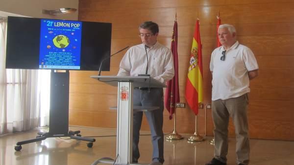 Jesús Pacheco y Ángel Sopena