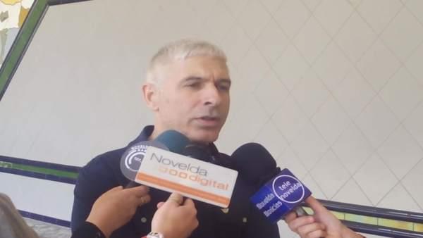 Armando Esteve, portavoz de UPyD en Novelda