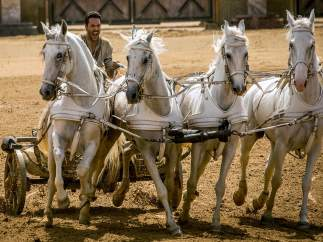 Jack Huston es Judah Ben-Hur in Ben-Hur