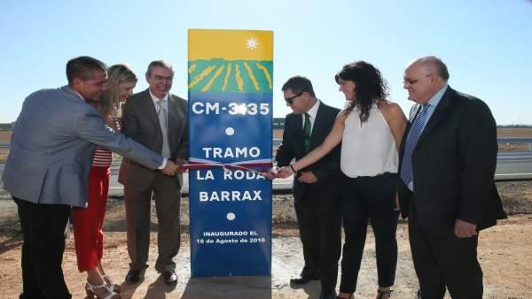 Tramo Barrax