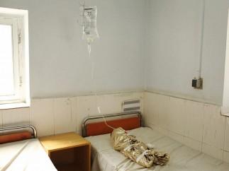 Andrew Quilty - Boost Hospital, Lashkar Gah (capital of Helmand Province), Afghanistan. February, 2014