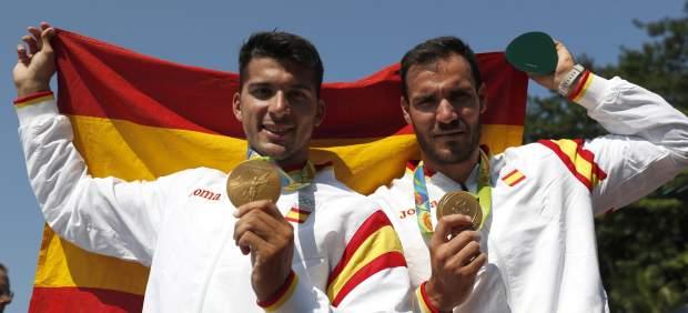Los deportistas olímpicos se lanzan a la carrera... universitaria