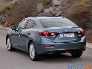 Mazda 3 SportSedan
