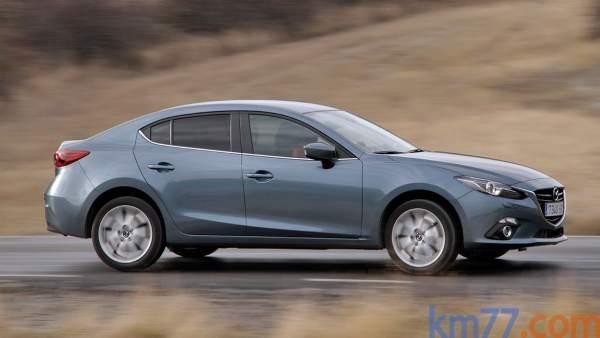 Cinco motores para el Mazda 3