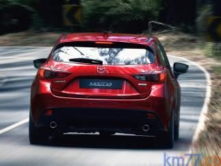 Mazda 3 cinco puertas