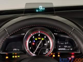 Proyector de datos del Mazda 3