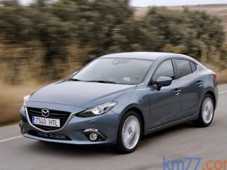 Ayudas a la conducción del Mazda 3