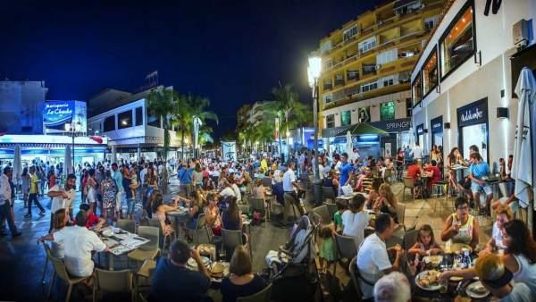 Imagen comercio, Torremolinos, bar