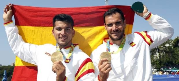 Saúl Craviotto Cristian Toro oro Juegos Olímpicos Río