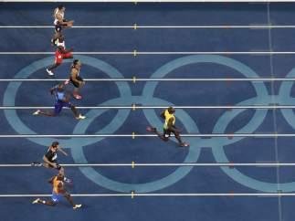 Usain Bolt logra la medalla de oro en 200 metros en Río 2016