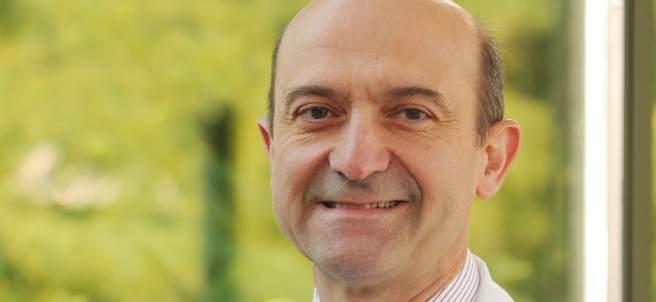 El catedrático de la Universidad de Navarra, Miguel Ángel Martínez-González