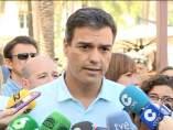 Pedro Sánchez en Ibiza