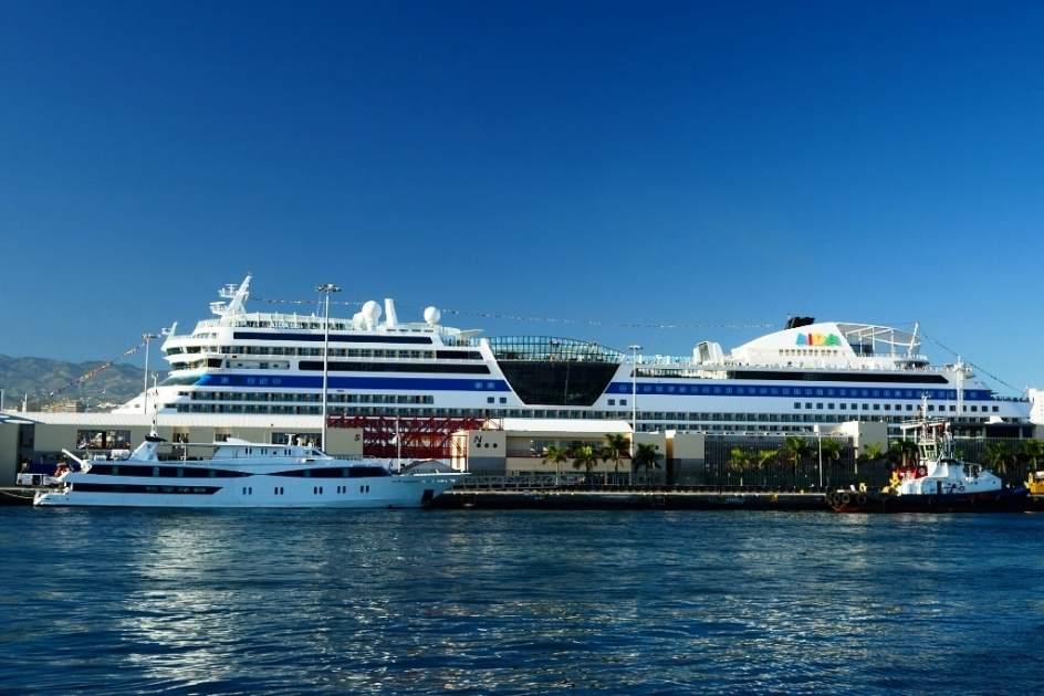 Los buques balmoral y aidacara ser n los ltimos cruceros del mes de agosto en las palmas de - Mes del crucero ...