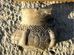 Una esvástica de hace 5.000 años en Bulgaria