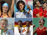 Triunfadores españoles