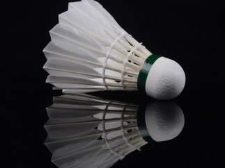 Volante de badminton