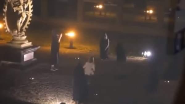 Imagen del polémico vídeo que investiga el CERN