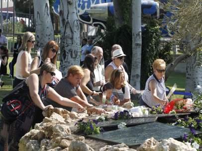Los actos por el séptimo aniversario del accidente Spanair