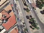 Vista de satélite del lugar aproximado de la reyerta que se ha saldado con un fallecido por arma blanca