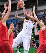 Estados Unidos-España, final olímpica femenina de los Juegos de Río
