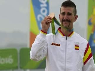 Carlos Coloma bronce mountain bike Juegos Olímpicos Río