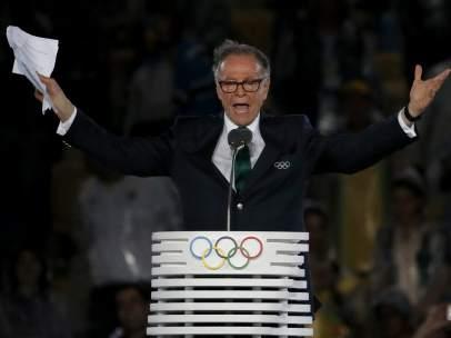 Ceremonia de Clausura de Río 2016