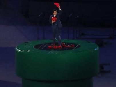Ceremonia de clausura de los Juegos Olímpicos de Río 2016: rumbo a Tokio