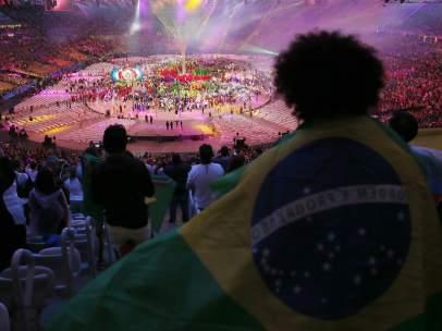 Ceremonia de clausura de los Juegos Olímpicos de Río 2016