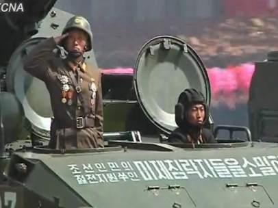 """Corea del Norte amenaza con un """"ataque nuclear preventivo"""""""