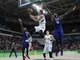 Estados Unidos, medalla de oro en baloncesto en Río 2016