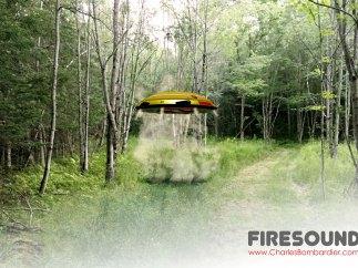 Prototipo de movilidad: FIRESOUND