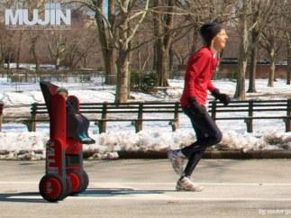 Prototipo de movilidad: MUJIN