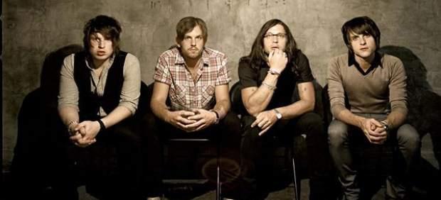 Kings Of Leon anuncia nuevo disco, 'Walls'