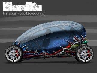 Prototitpo de movilidad: BIONIKA
