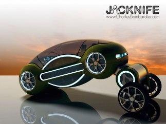 Prototipo de movilidad: JACKNIFE