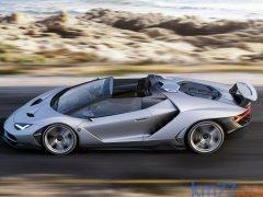 Lamborghini Centenario Roadster, solo veinte en todo el mundo