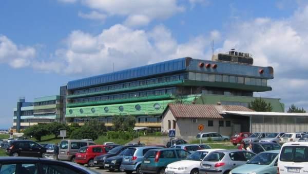 Hospital de Izola, Eslovenia